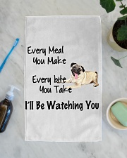 Pug Kitchen Towel Hand Towel aos-towelhands-front-lifestyle-02