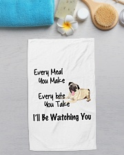 Pug Kitchen Towel Hand Towel aos-towelhands-front-lifestyle-7