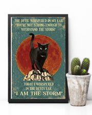 BLACK CAT - I AM THE STORM 11x17 Poster lifestyle-poster-8