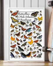 BUTTERFLIES OF MID-ATLANTIC  - SOUTHEAST 11x17 Poster lifestyle-poster-4