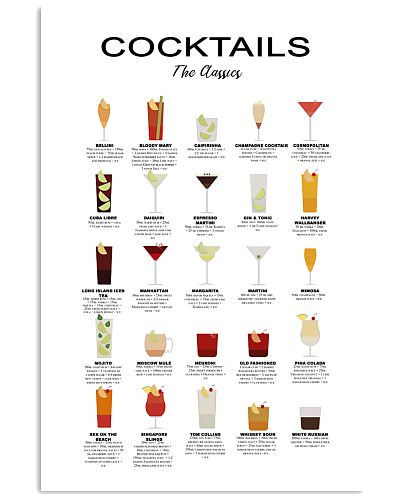 COCKTAILS GUIDE -COCKTAIL RECIPE- LIMITED EDITION