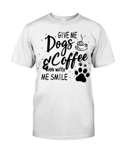 I LOVE COFFEE AND DOG - LIMITED EDITION