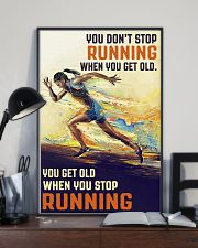 RUNNING IS MY LIFE 16x24 Poster lifestyle-poster-2