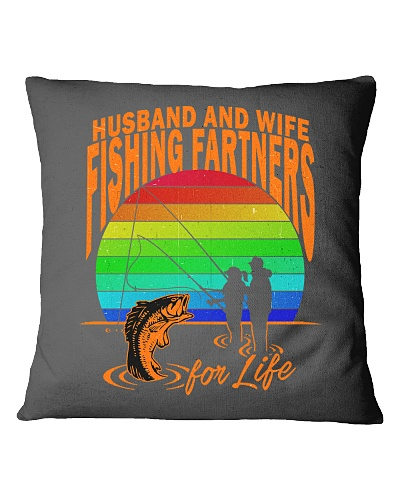 WIFE AND HUSBAND FISHING