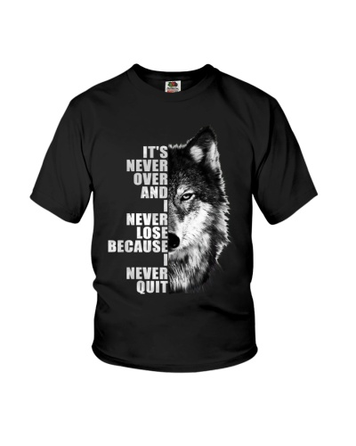 FIGHT LIKE A WOLF - LIMITED EDITION