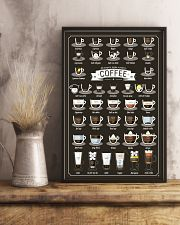38 WAYS TO MAKE A PERFECT COFFEE 11x17 Poster lifestyle-poster-3
