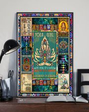 YOGA IS BEAUTIFUL - LIMITED EDITION 16x24 Poster lifestyle-poster-2
