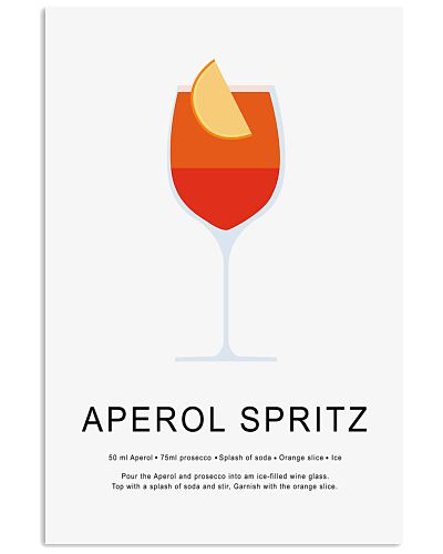 APEROL SPRITZ - COCKTAIL GUIDE - LIMITED EDITION
