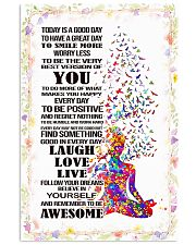 YOGA FOR LIFE - LIMITED EDITION 16x24 Poster front