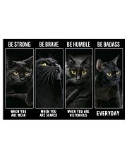 BLACK CAT - LIMITED EDITION 36x24 Poster front
