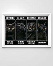 BLACK CAT - LIMITED EDITION 36x24 Poster poster-landscape-36x24-lifestyle-02