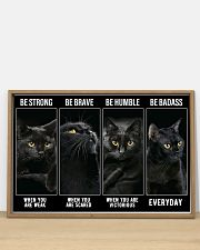 BLACK CAT - LIMITED EDITION 36x24 Poster poster-landscape-36x24-lifestyle-03