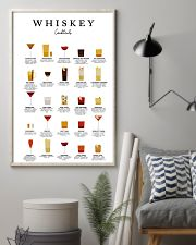 WHISKEY - COCKTAIL GUIDE 16x24 Poster lifestyle-poster-1
