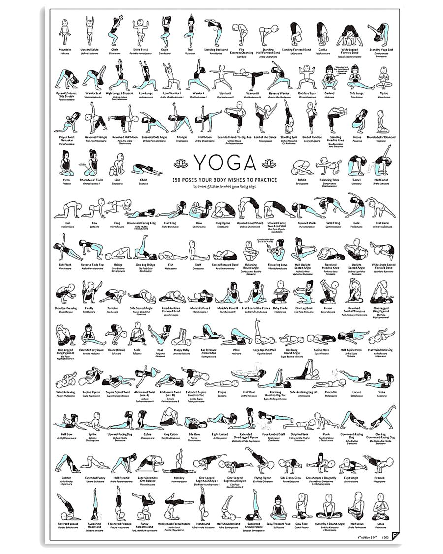 150 POSES FOR LOVERS YOGA - LIMITED EDITION
