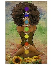 YOGA CHAKRA FOR LOVERS - LIMITED EDITION 11x17 Poster front