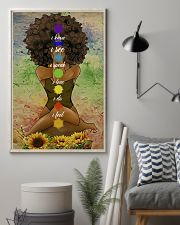 YOGA CHAKRA FOR LOVERS - LIMITED EDITION 11x17 Poster lifestyle-poster-1