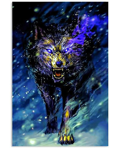 THE WOLF - LIMITED EDITION