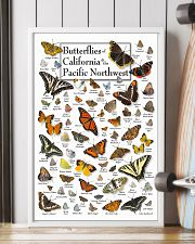 BUTTERFLIES OF CALIFORNIA AND PACIFIC NORTHWEST 11x17 Poster lifestyle-poster-4