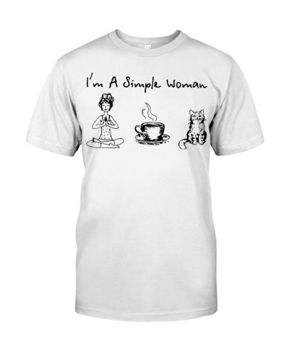 I AM A SIMPLE WOMAN - LIMITED EDITION