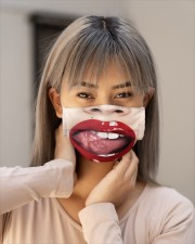 Lip funny - LIMITED  Cloth face mask aos-face-mask-lifestyle-18