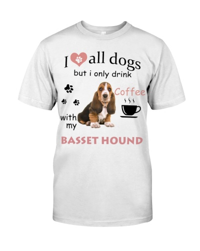 I LOVE COFFEE AND DOGS - LIMITED EDITION