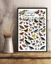 BUTTERFLIES OF NEW ENGLAND 11x17 Poster lifestyle-poster-3