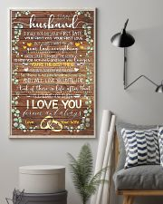 TO MY HUSBAND - LIMITED EDITION 16x24 Poster thumbnail