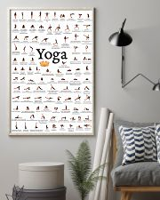YOGA POSES FOR BEGINNER - LIMITED EDITION 16x24 Poster lifestyle-poster-1