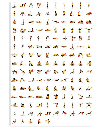 145 POSES YOGA FOR BEGINNERS
