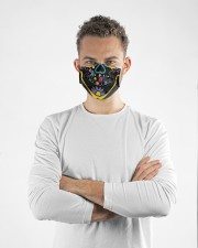 SKULL FUNNY- LIMITED  Cloth face mask aos-face-mask-lifestyle-14