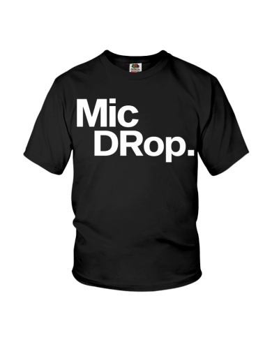MIC DROP - LIMITED EDITION