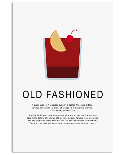 OLD FASHIONED - COCKTAIL GUIDE - LIMITED EDITION