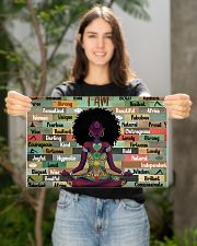 YOGA IN MY LIFE - LIMITED EDITION 17x11 Poster poster-landscape-17x11-lifestyle-19