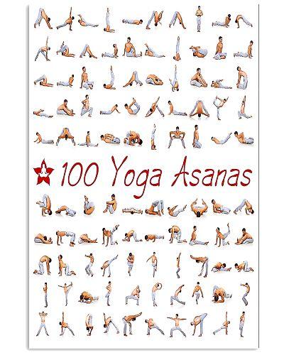 YOGA FOR LIFE - 100 POSES YOGA ASANA