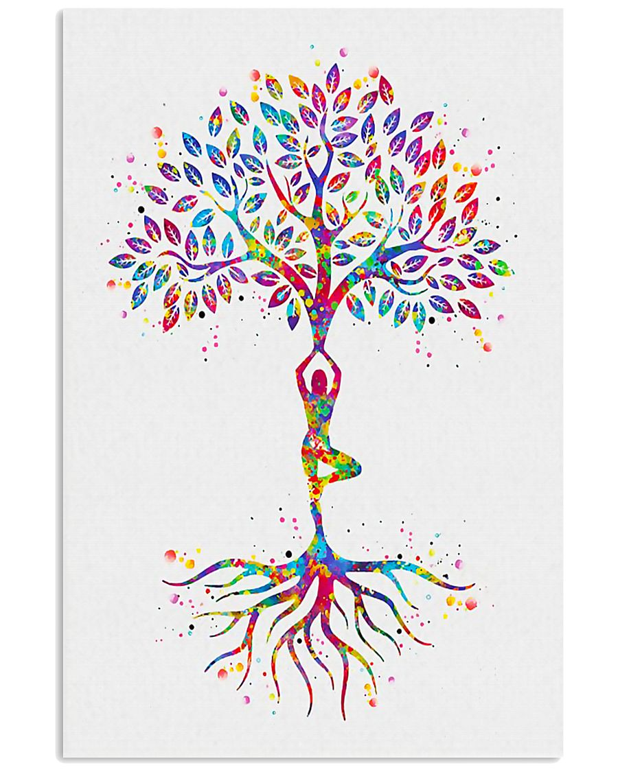YOGA FOR LIFE 16x24 Poster