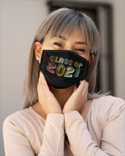 class of 2021- LIMITED  Cloth face mask aos-face-mask-lifestyle-17