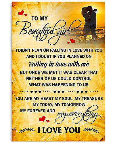 TO MY BEAUTIFUL GIRL - LIMITED EDITION
