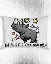 A FAT UNICORN Rectangular Pillowcase aos-pillow-rectangle-front-lifestyle-4