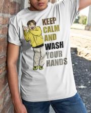 Ghen CoVy Classic T-Shirt apparel-classic-tshirt-lifestyle-27