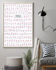 150 POSES FLAMINGO YOGA - LIMITED EDITION 16x24 Poster lifestyle-poster-1