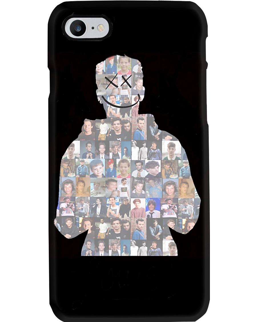 Louis Tomlinson  Silhouette Phone Case