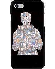 Louis Tomlinson  Silhouette Phone Case i-phone-7-case