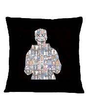 Louis Tomlinson  Silhouette Square Pillowcase thumbnail