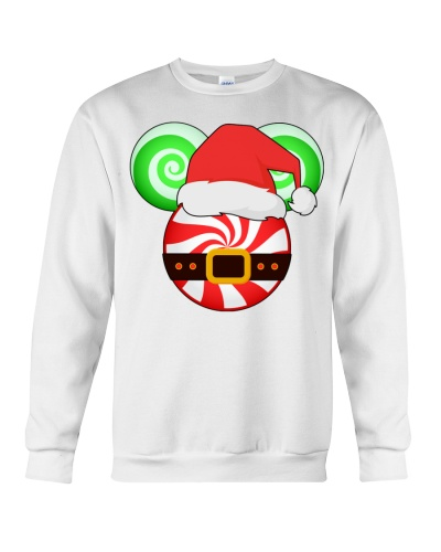 PEPPER MICKEY CHRISTMAS CANDY SHIRT