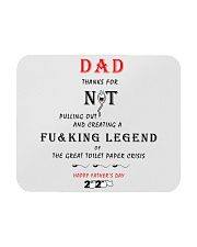 Father's day gift - Not pulling out mug Mousepad thumbnail