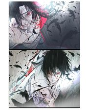 UCHIHA BROTHERS 24x36 Poster front