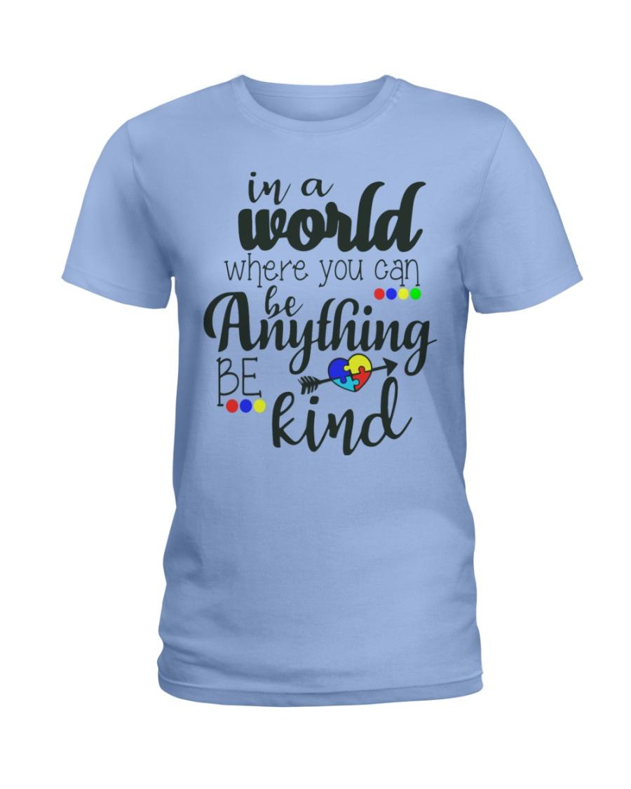 Be Kind Ladies T-Shirt