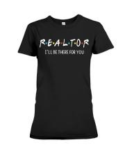 Realtor Premium Fit Ladies Tee thumbnail
