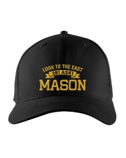 2B1 ASK1 Mason Embroidered Embroidered Hat thumbnail