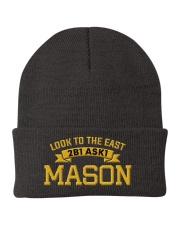 2B1 ASK1 Mason Embroidered Knit Beanie thumbnail